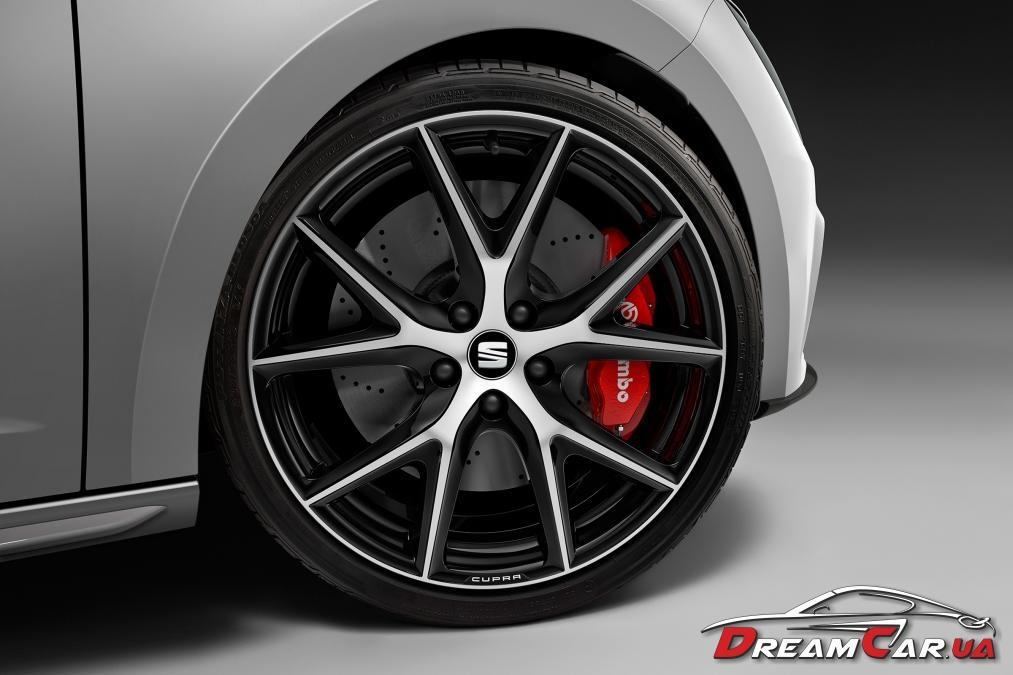 Seat Leon ST Cupra Carbon Edition 2