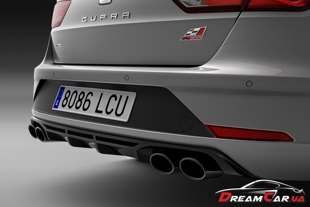 Seat Leon ST Cupra Carbon Edition 3