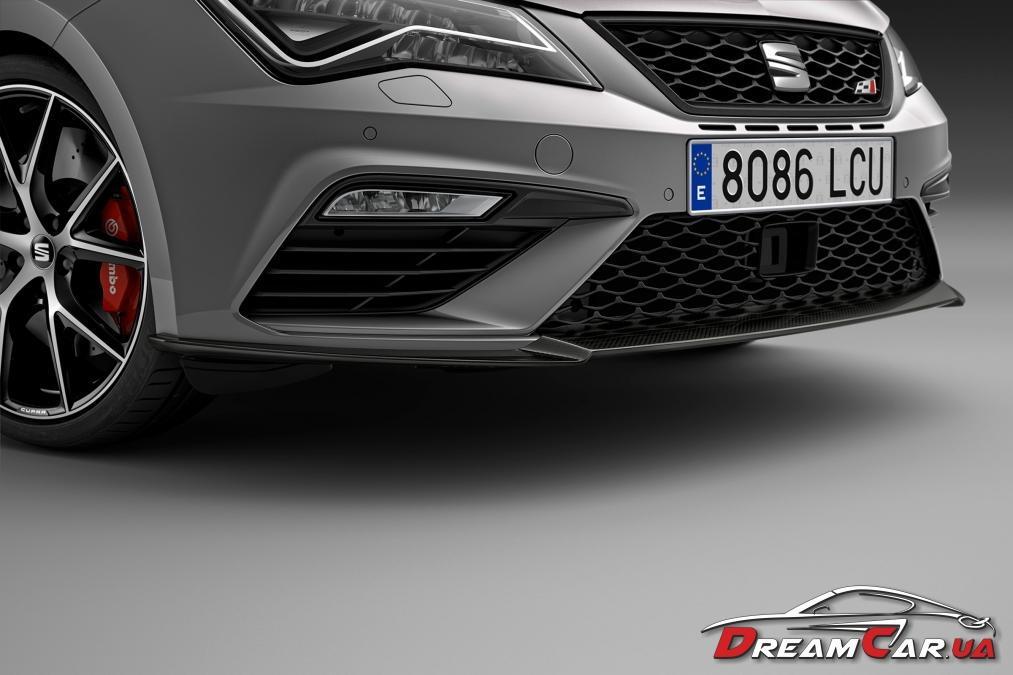 Seat Leon ST Cupra Carbon Edition 4