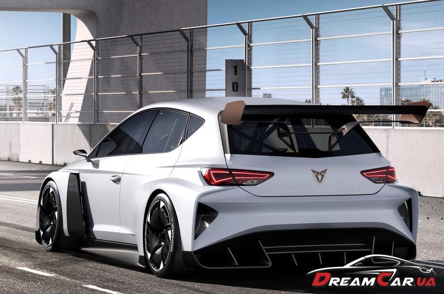 Seat e-Racer 2