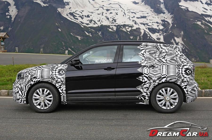 VW T-Roc 3