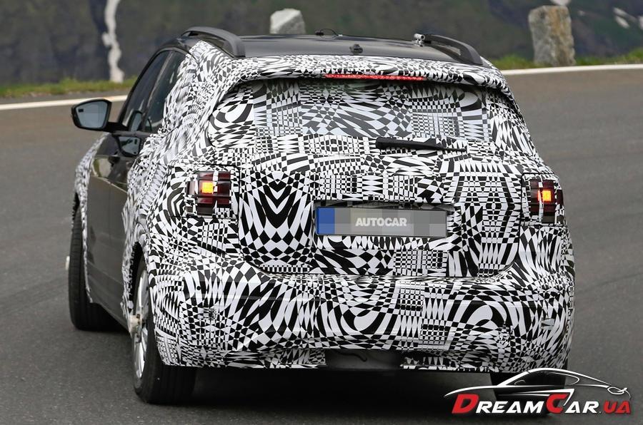 VW T-Roc 5