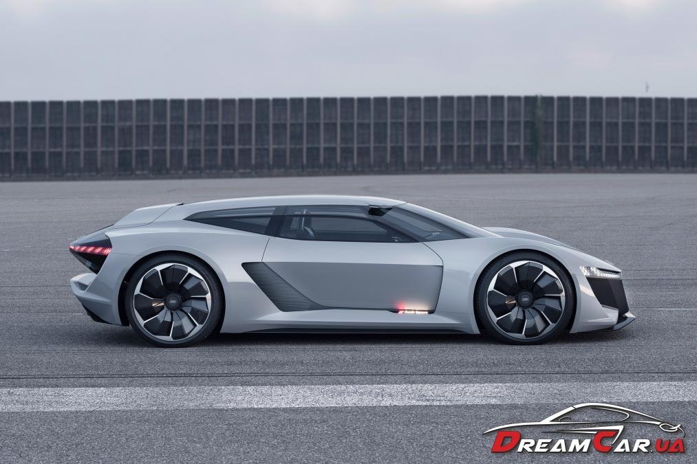 Audi e-Tron 4