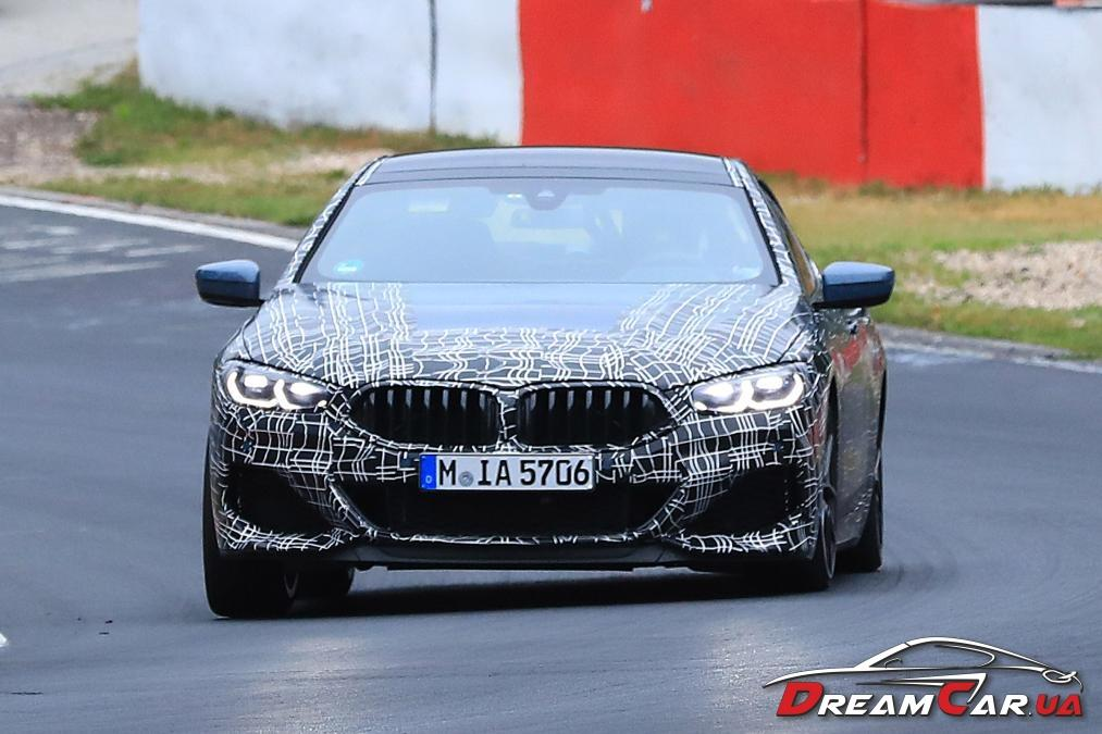 BMW 8 series Gran Coupe 3