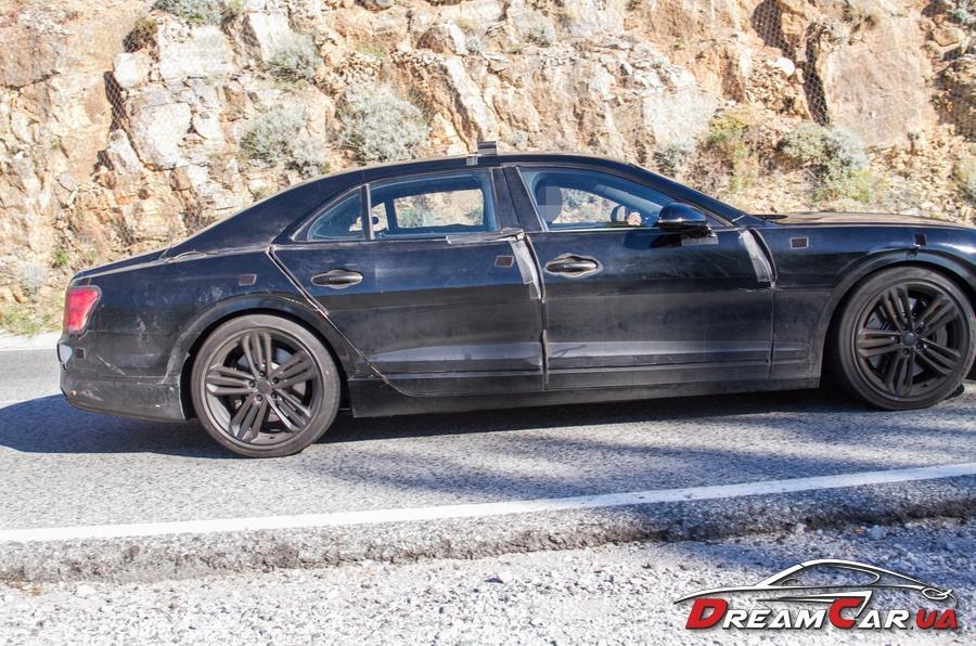 Bentley Flying Spur 2
