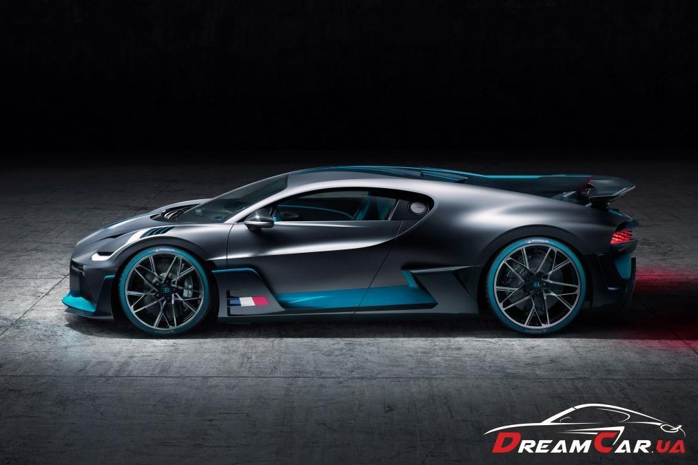 Bugatti Divo 4