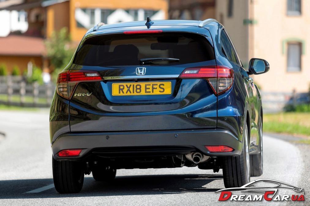 Honda HR-V 3