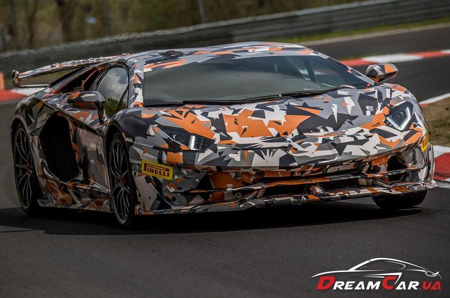Lamborghini Avantador Superveloce Jota 3