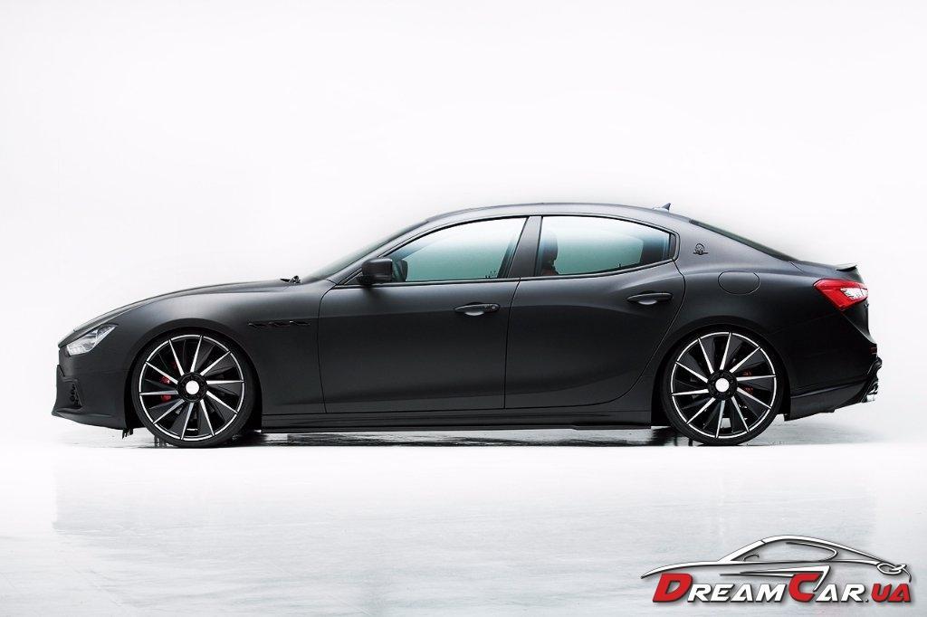 Maserati Ghibi 1