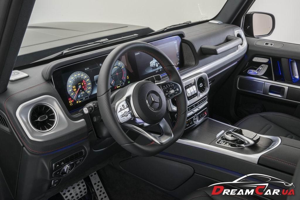 Mercedes G-klasse Brabus 5