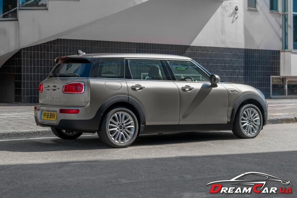 Mini Clubman City 2