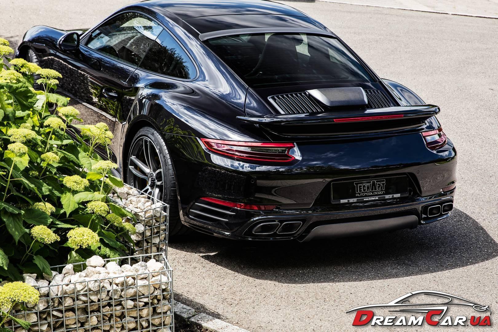 Porsche 911 Techart 3