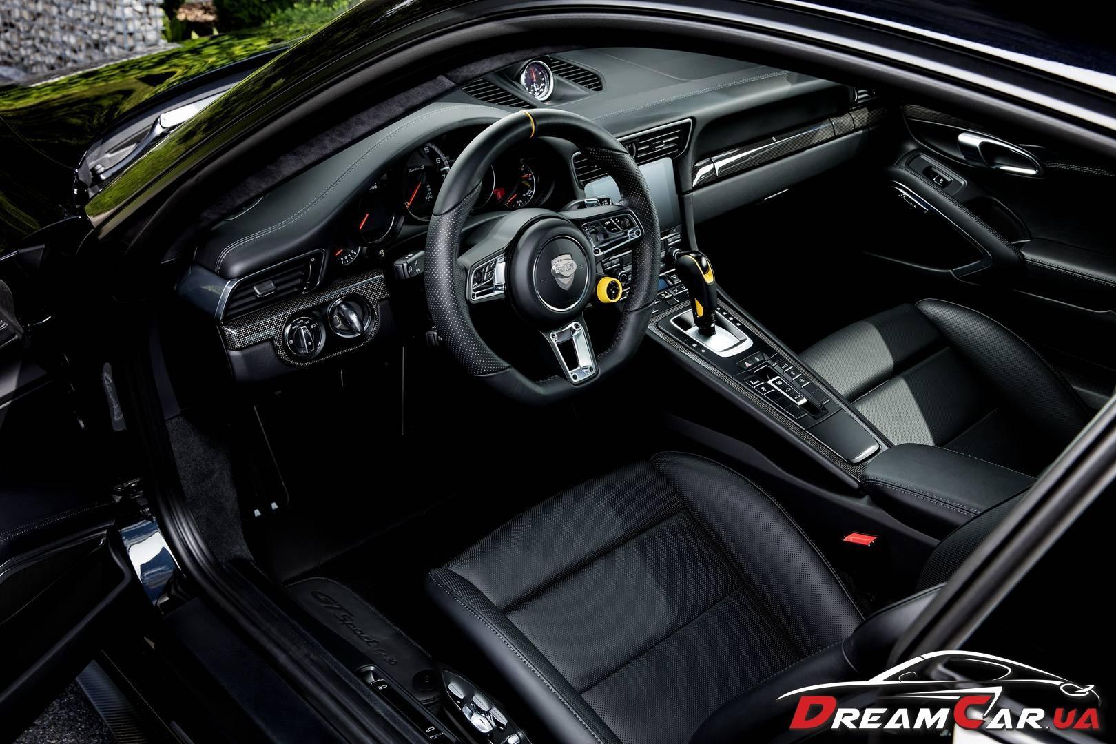 Porsche 911 Techart 4