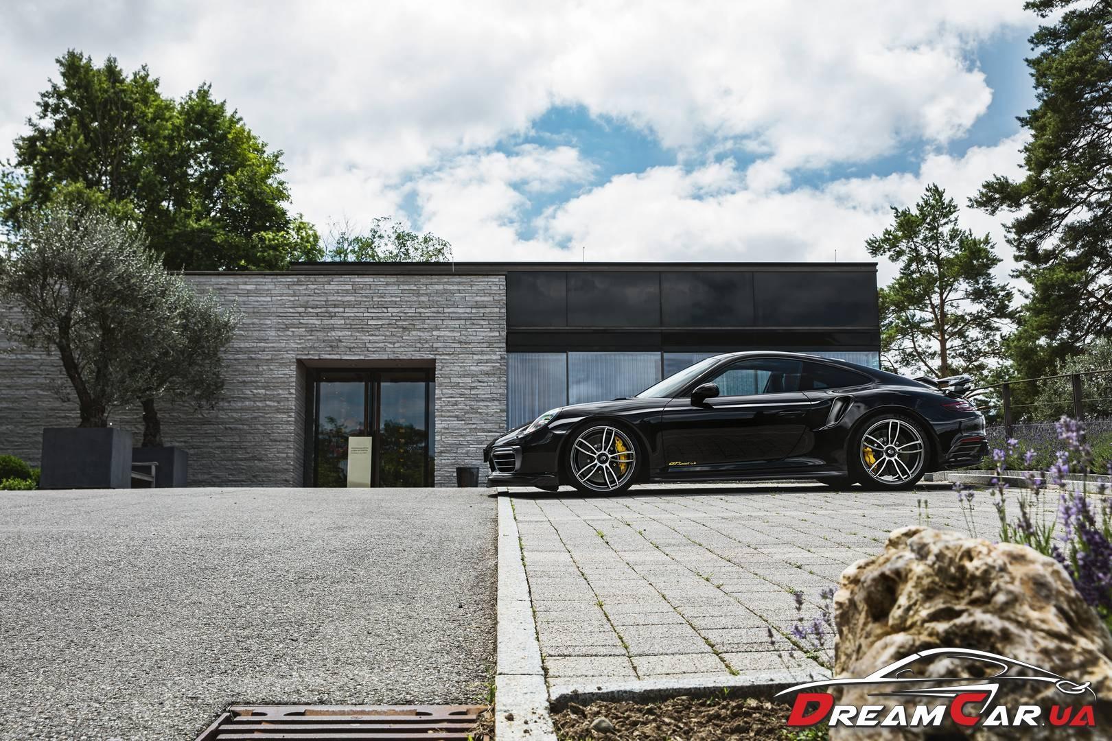 Porsche 911 Techart 5