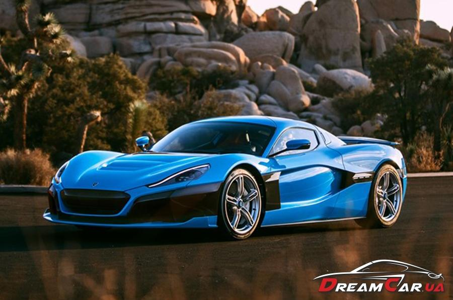 Rimac C Two 2