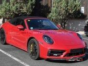 Porsche 911 GTS Cabrio 992 2020
