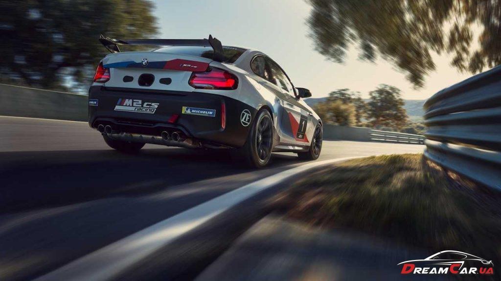 M2 CS Racing