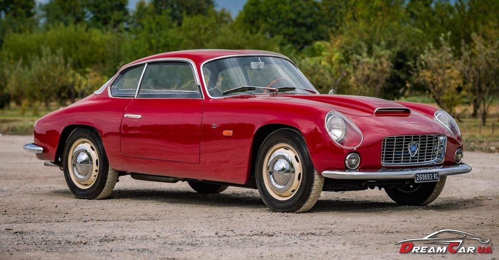 Lancia Flaminia Sport Zagato (1959)