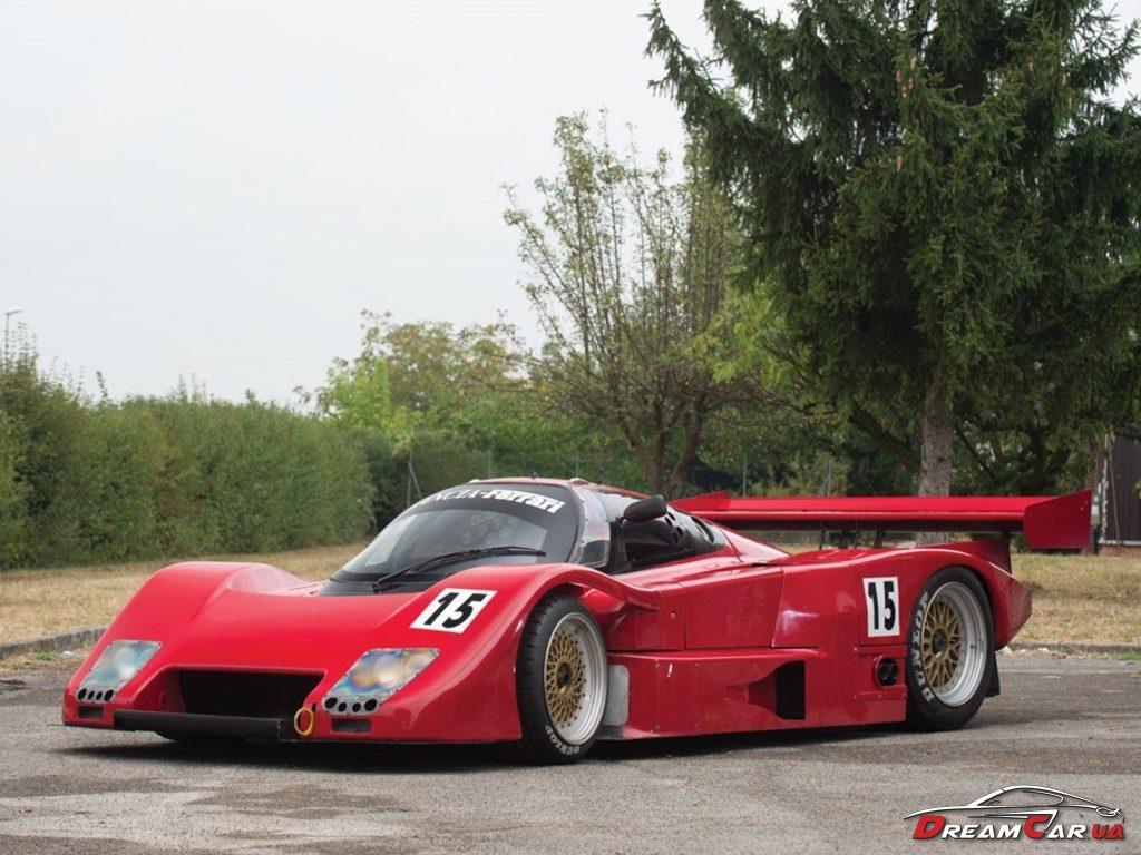 Lancia-Ferrari LC2 (1991)