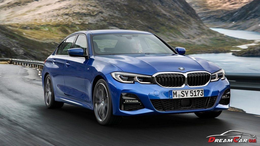 BMW 3 series (G20