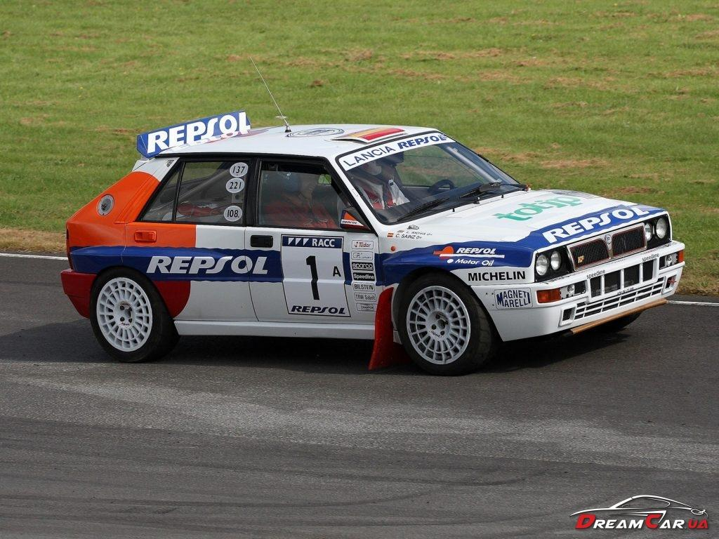 Lancia Delta Integrale Grоup A (1992)