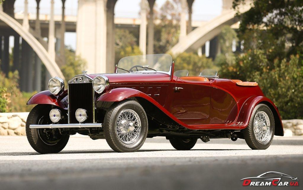 Lancia Dilambda Torpedo Sport (1932)