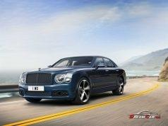 Bentley Mulsanne 6.75 Edition от Mulliner
