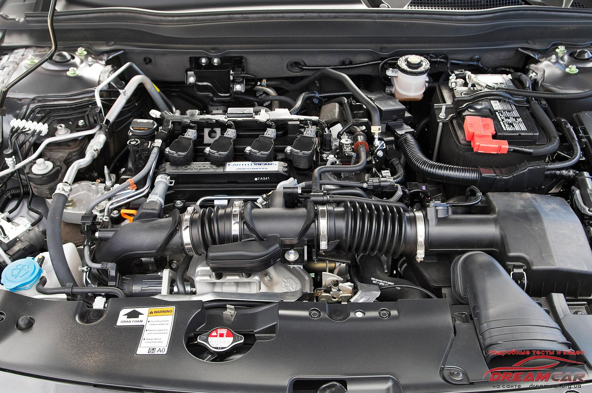 2018-Honda-Accord-1.5T-EX-engine