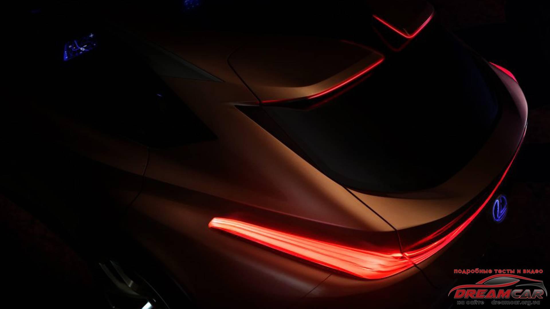 Lexus LF Llimitless