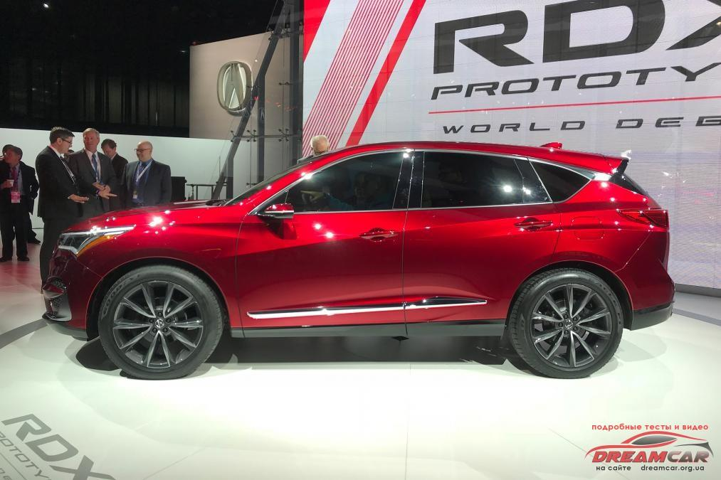 Acura RDX 3