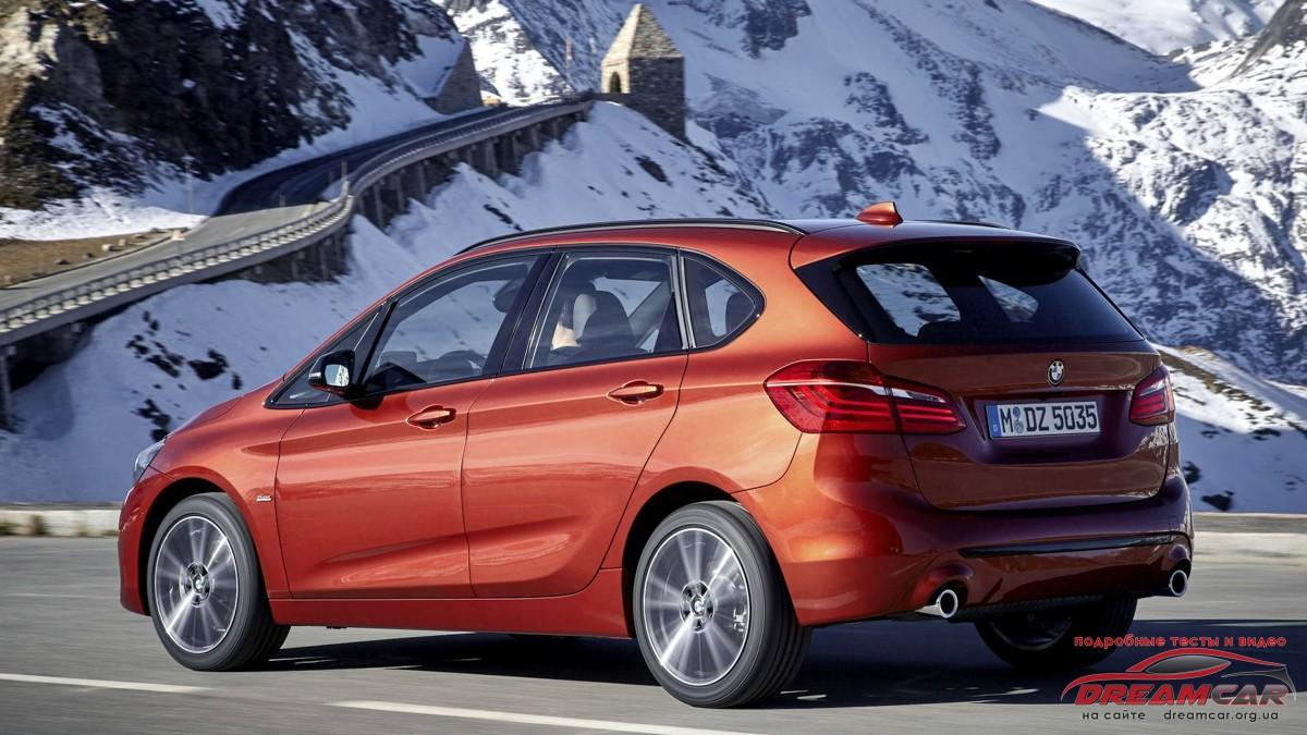 BMW 2-series Active Tourer 6