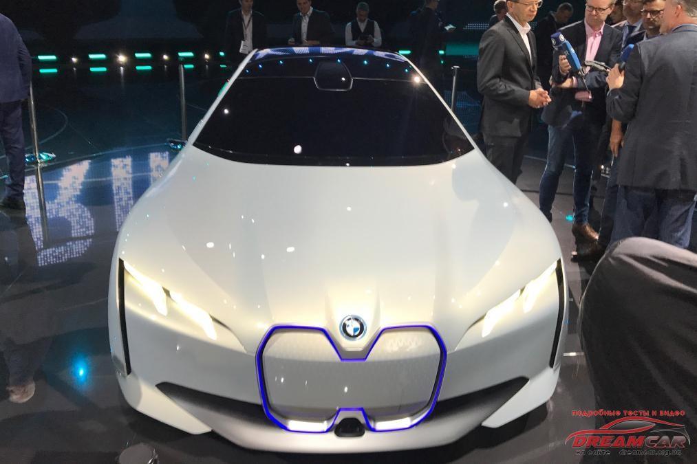 BMW i5 5