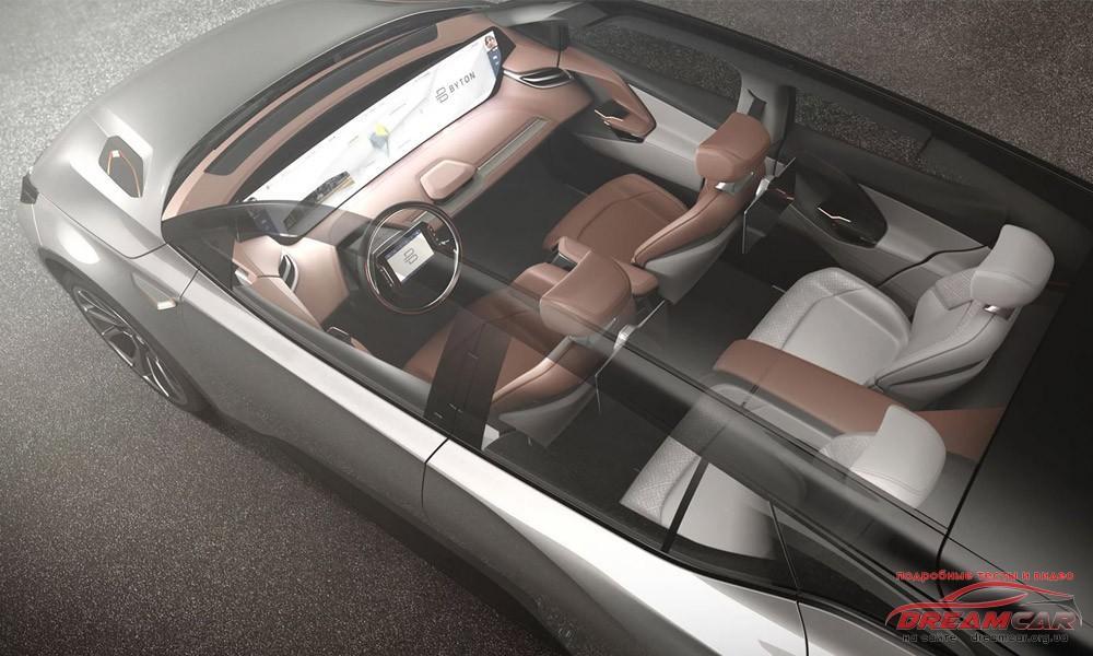 Byton Electric SUV